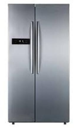 Belling BAFF526 Stainless Steel American Fridge Freezer