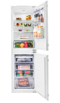 Beko BCFD150 50/50 Frost Free Integrated Fridge Freezer