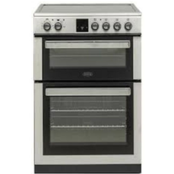 Belling BFSE60DOPIX 60cm Slot in Double Oven Stainless