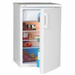 Belling BR113WH Under Counter Fridge With Ice Box