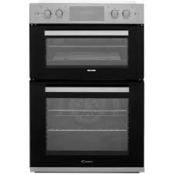 Candy Stainless Double Oven