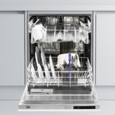 Beko DIN15R10 Integrated Dishwasher