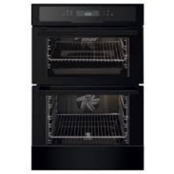 Electrolux Black Double Oven