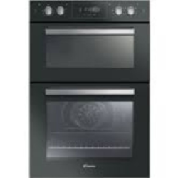Candy FC9D815NX Double Oven Black