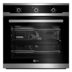 Flavel FLS62FX Stainless Steel Single Fan Oven