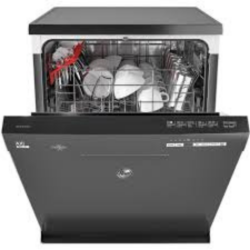 Hoover HDPN1L390OA 13 PLace Graphite Dishwasher