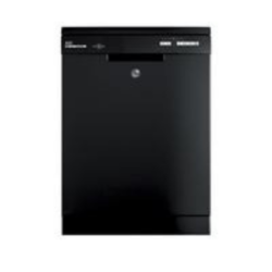 Hoover HDPN2L620OB 16 Place Black Digi Dishwasher