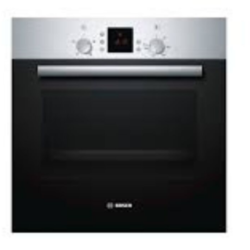 Bosch HBN331E7B Stainless Steel Single Oven