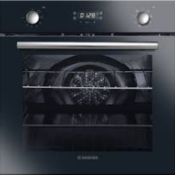 Hoover HOC3250BI Single Multi Function Black Oven