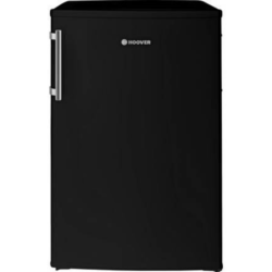 Hoover HVTU542BHK BLack Under Counter Freezer