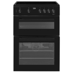 Beko KDC611K 60cm Ceramic black Double Oven