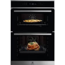 Electrolux KDFCC00X One Touch Control Double Oven