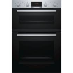 Bosch MBS133BR0B Stainless Double Oven