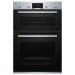 Bosch MBS533BS0B Double Stainless Steel Single Oven