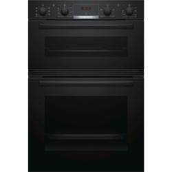 Bosch MBS533BB0B Black Double Oven