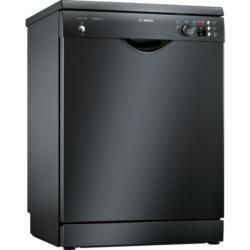 Bosch SMS25AB00GB Black Dishwasher