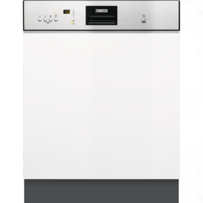 Zanussi ZDI26022XA Semi Integrated Dishwasher