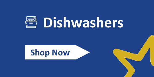 Freestanding Dishwasher, Integrated Dishwashers